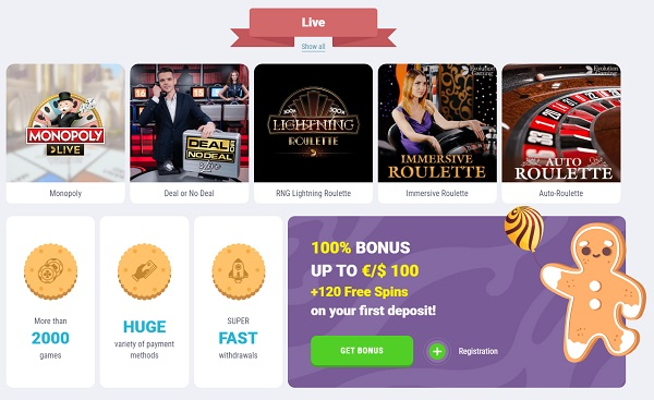 Cookie Casino Review Highrollers Casino