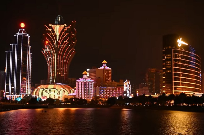 macau skyline casino gambling