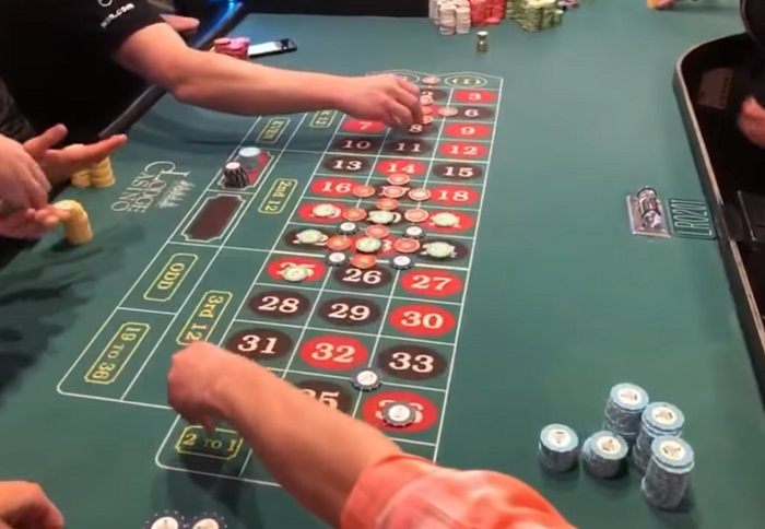 roulette dictionary table