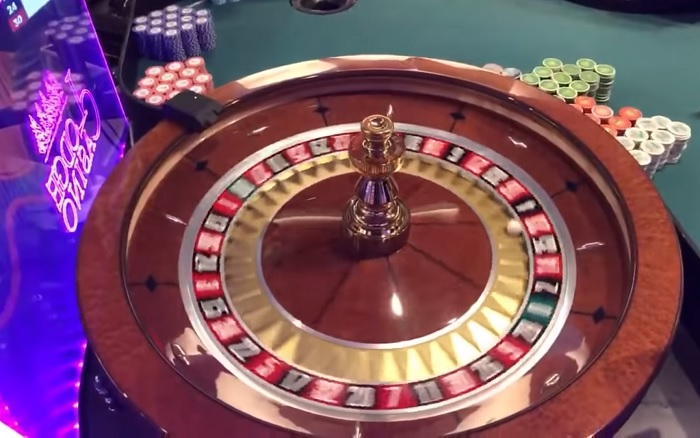 roulette wheel dictionary
